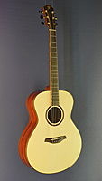Furch G LIM LP Akustikgitarre, Grand Auditorium-Form, Fichte, Padouk, Pickup