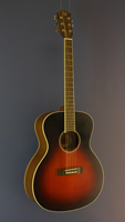 James Neligan Westerngitarre Jumbo Form, Zeder, Mahagoni, sunburst